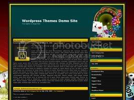 Wordpress Themes Pokerine
