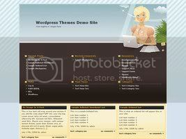 Wordpress Themes Feminine