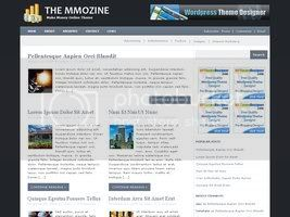 Wordpress Themes The MMOZine