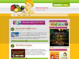 Wordpress Themes Freshfruits Magazine