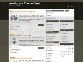 Wordpress Themes Common One