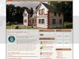 Wordpress Themes WP-Holiday-Cottage