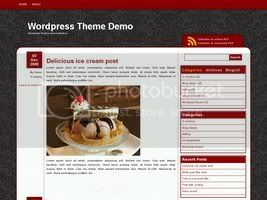 Wordpress Themes Ultimate RedMag