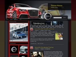 Wordpress Themes audi Magazine