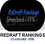 ReDraft Rankings
