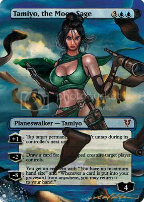 Tamiyo, the Bewbs Sage