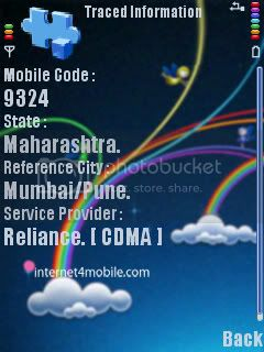 Mobile Number Locater v1.0 (INDIAN NUMBERS ONLY) | 87 KB